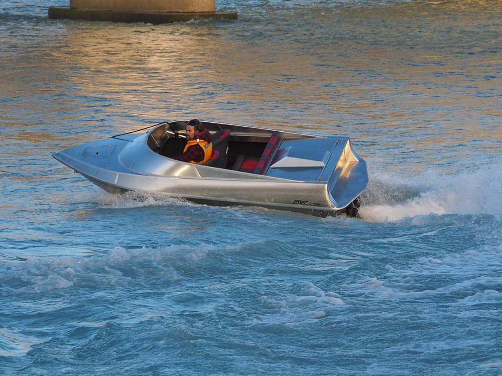 Small Jet Boats >> Jettec Jet Boats Ltd
